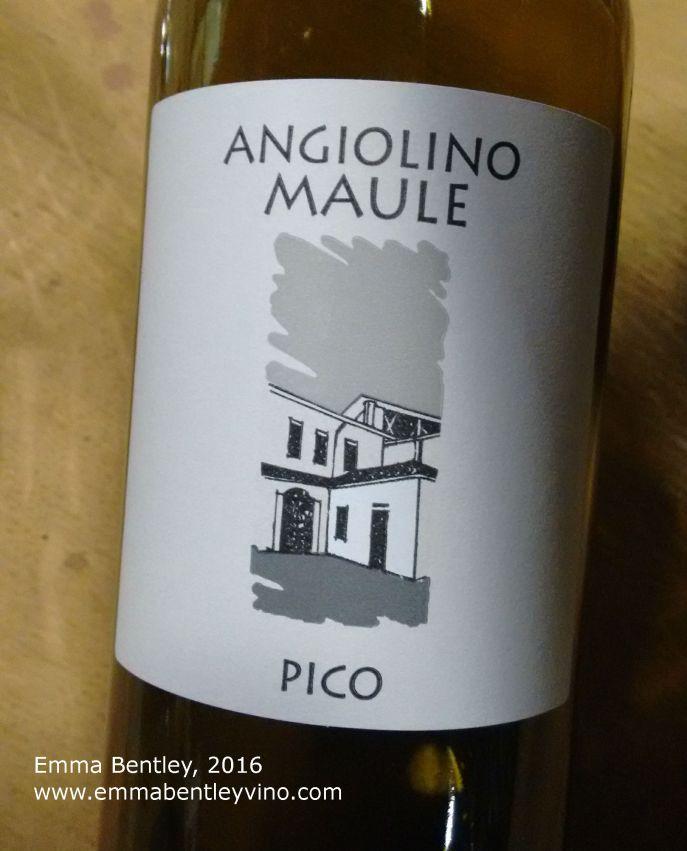 angiolino maule pico label