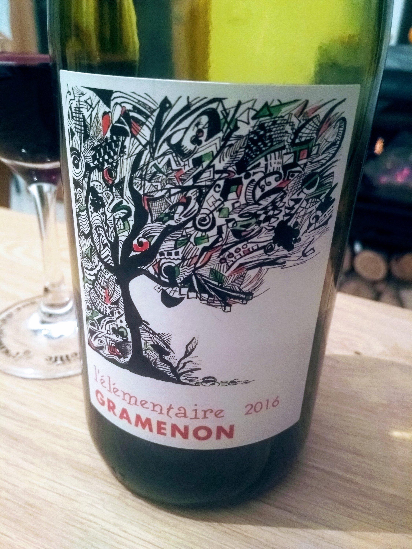"""Gramenon's """"L'élémentaire"""" 2016"""